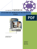 Final Report..on Mechant Banking 1 - Copy