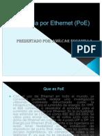 Energía por Ethernet (PoE)