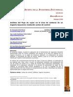 Análisis del flujo de vapor en el área de calderas - Revista de Ingeniería Industrial
