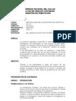 Metodologia de La Inv.cientifica