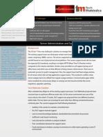 Case Study Server Administration