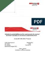 Analysis of Cashflow Statements - InDOASIAN