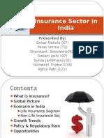 Insurance Sector Final