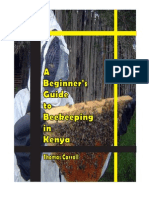Beginners Beekeeping Guide