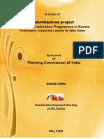 Kudumbashree of Kerala JACOB