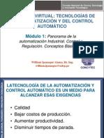 Sesion 1tecnologias de La Automatizacion y Del Control 1