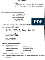 Soil Mechanics Question and Answers