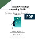 Pincus Otis Internship Manual 2008