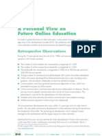 Future of Online Education
