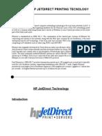 HP JetDirect Print Server