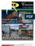 The Early May, 2011 edition of Warren County Report