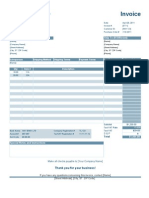 Sales Invoice - Customised