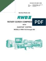 TDSH283-ASAC002FrickRWBCompressorParts
