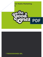 TheGoodOnes Social Media Marketing Case Study