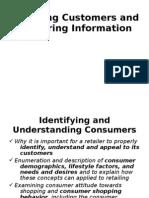 Targeting Customers n Gathering ion
