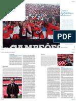 Colaboração na Análise à Liderança do Benfica Campeão 2009/10