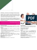 Demência e Estratégias de Intervenção