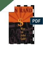 Ayn Rand - Wer Ist John Galt