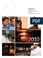 Annual Report FY10