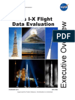 Ares I-X Flight Data Evaluation Executive Overview