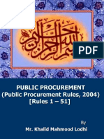 PP Rules 2004