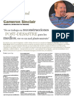 Entrevista a Cameron Sinclair