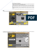 WGA Setup for Windows