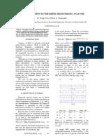 Bi Spectrum for EEG Analysis