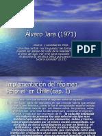 Jara, Alvaro - Guerra y Sociedad
