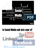 Social Media Met Baanbrekers