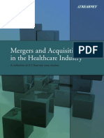 ATK - Mergers and Acquisitions in the Healthcare Industry