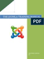 The Joomla Manual
