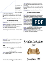 Sermon Notes May 01 2011