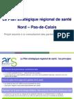 Projet de PSRS Nord - Pas-De-Calais