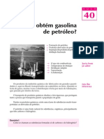 40 - Como Se Obtem Gasolina Do Petroleo