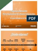 Presentación Santiago Montoya - II Seminario de Regionalizacion