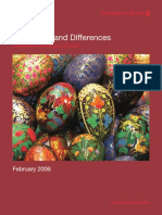 Similaires and Diferencies IFRS US GAAP 2005