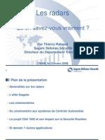 QSVV Radars TR[1]