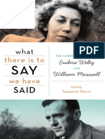 What There is to Say We Have Said by Suzanne Marrs (Excerpt)