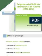 ANEXO- CEOJ- 2010 - Apresentação estatística