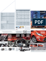 Fiesta Brochure