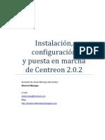 Instalación y configuración de Centreon 2