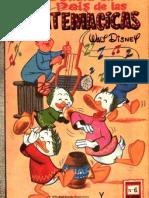 Donald en El Pais de Las Mate Magic As
