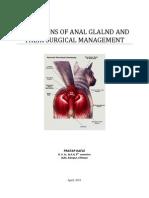 Anal Sac Diseases