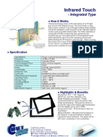 Infrared Touch Screen PDF