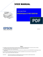 Epson Stylus Color C110 C120 D120