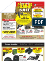 Silver Bullet Firearms Spring Clean Up Sale