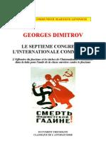 dimitrov - le VIIème congrès de l'IC