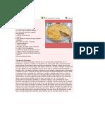 Torta de camarão-rub