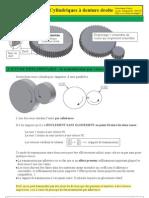 Engrenages Cylindriques a Denture Droite